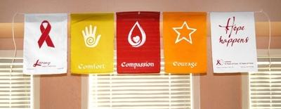 Image Custom Prayer Flags for Public Facilities